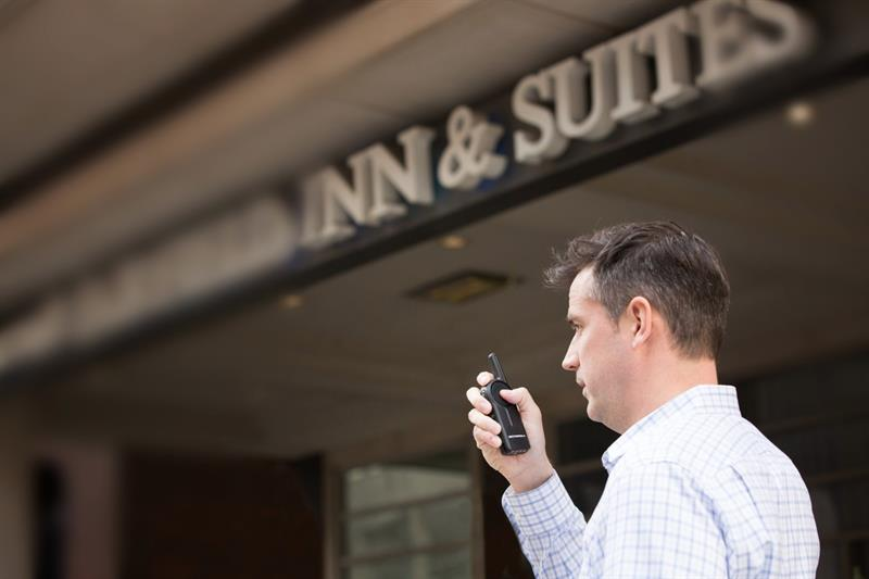 Two Way Radios for Hotels